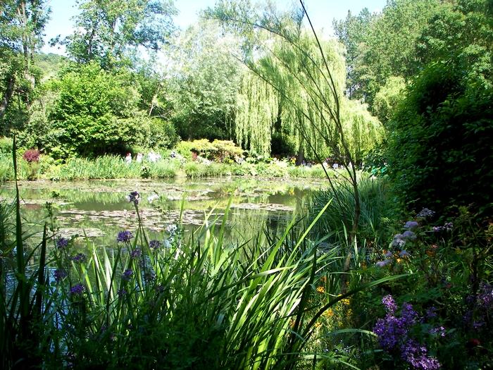 Le jardin de Claude Monet à Giverny 20060602_073