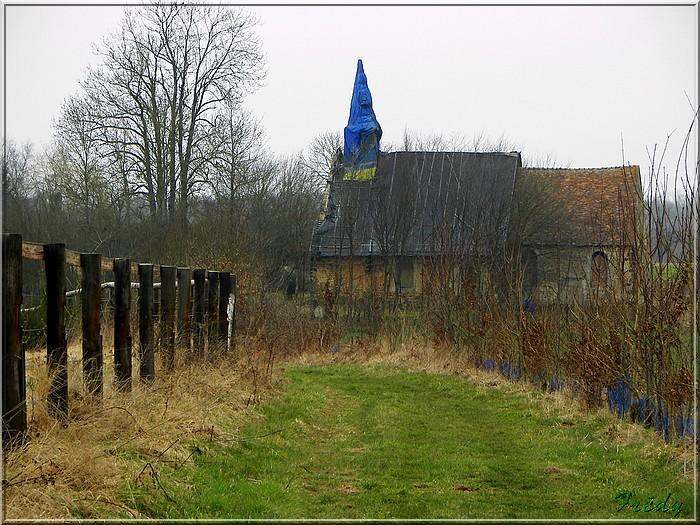 Le sentier de Pierre Ronde (Beaumesnil) 20080221_018