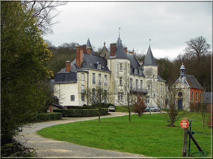 De Pavilly à Sainte-Austreberthe 20080308_002