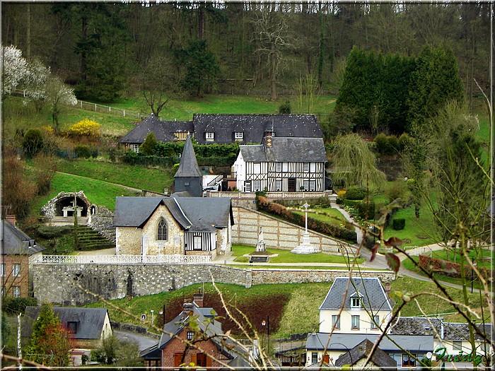 De Pavilly à Sainte-Austreberthe 20080308_043