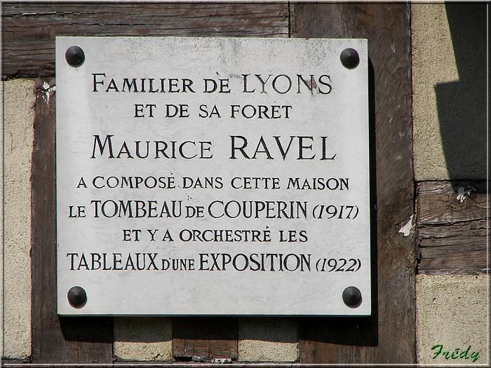 Lyons la Forêt : La Fontaineresse 20080512_079