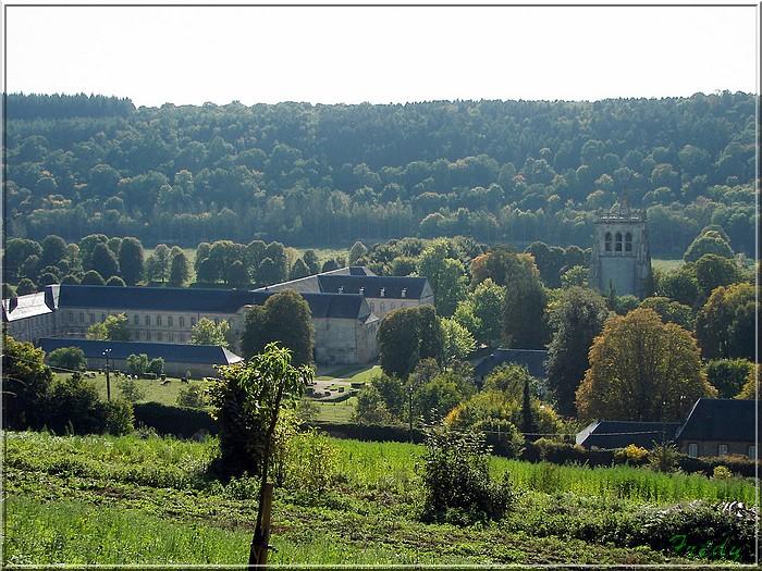 Bec-Hellouin, circuit des Bénédictins 20080927_045