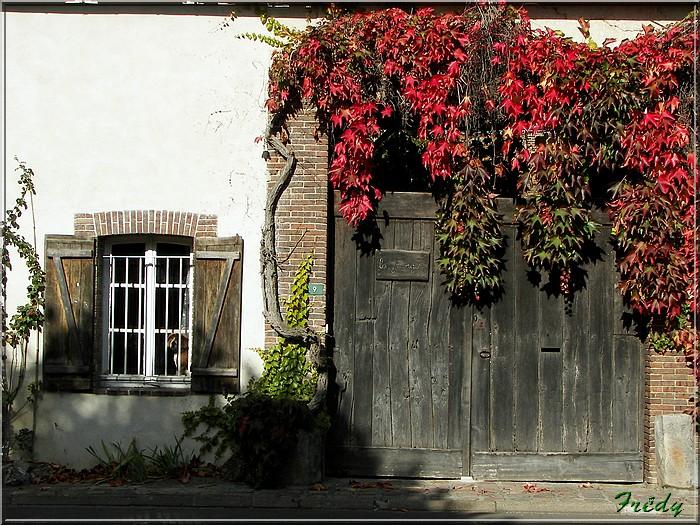 Portes fenêtres et escaliers. 20081017_024