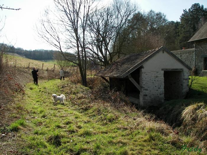 La Vallée de la Taupe, avec Annie et Danver 20090306_009