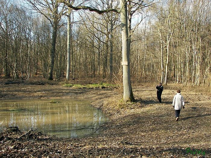 La Vallée de la Taupe, avec Annie et Danver 20090306_075