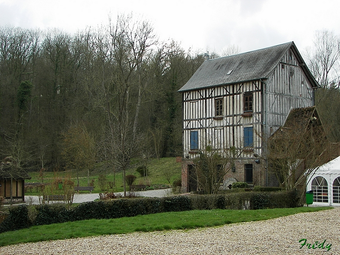 St Pierre Des Fleurs, circuit du Moulin Amour 20090329_019