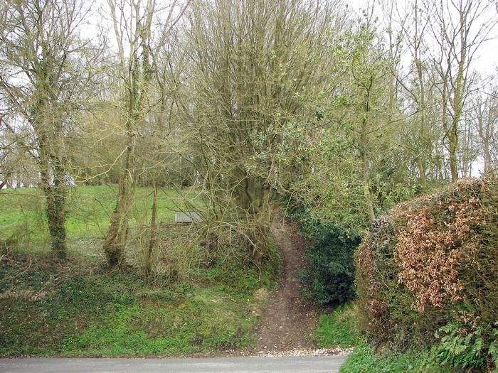St Pierre Des Fleurs, circuit du Moulin Amour 20090329_038