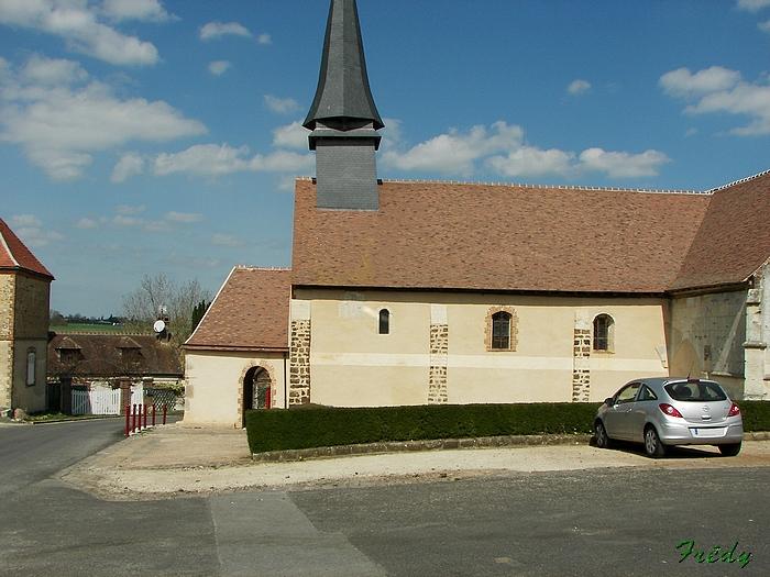 De Dampierre à Acon, Entre Avre et Meuvette 20090406_001