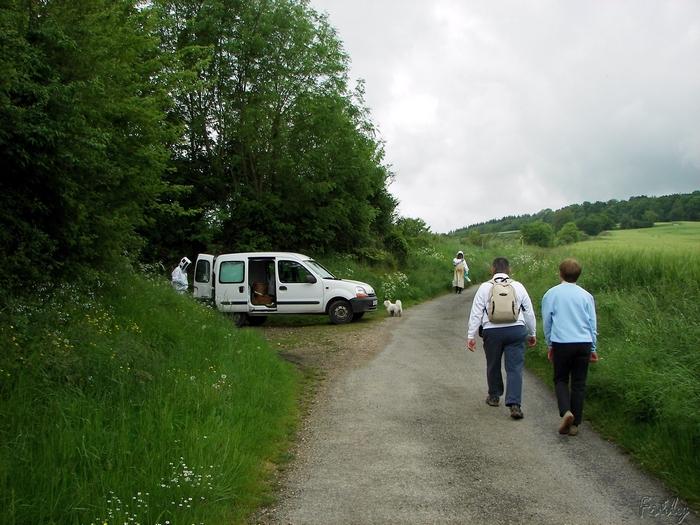 Randonnée interrompue à Amfreville 20090514_019