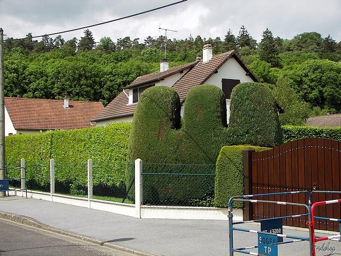 Serquigny, avec le club Iton-Rando 20090517_041