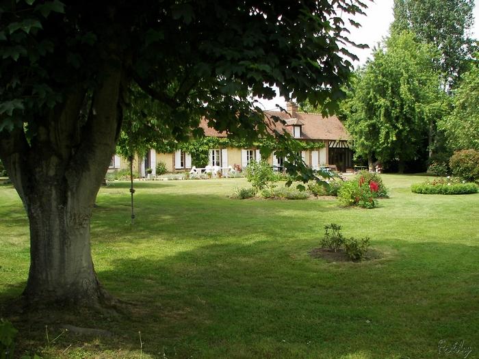D'Acon à Breux, seul avec Ulysse 20090605_030