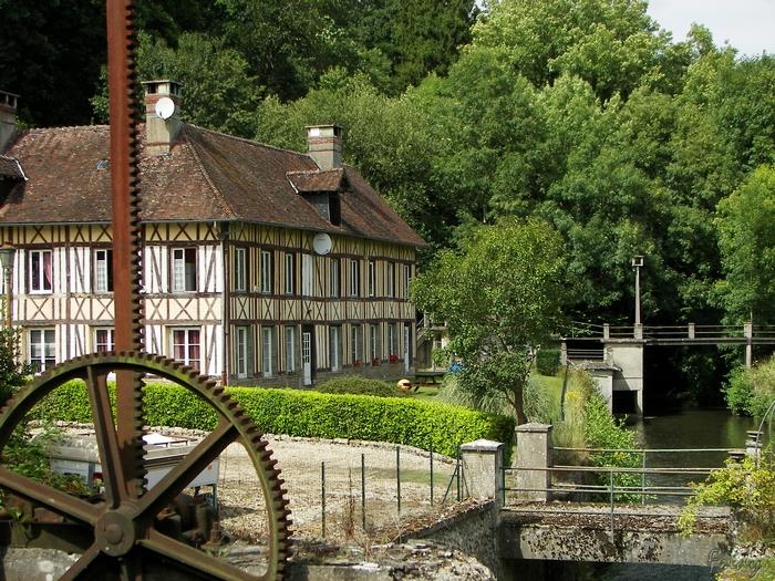 Ferrières Saint Hilaire, avec OVS 20090731_018