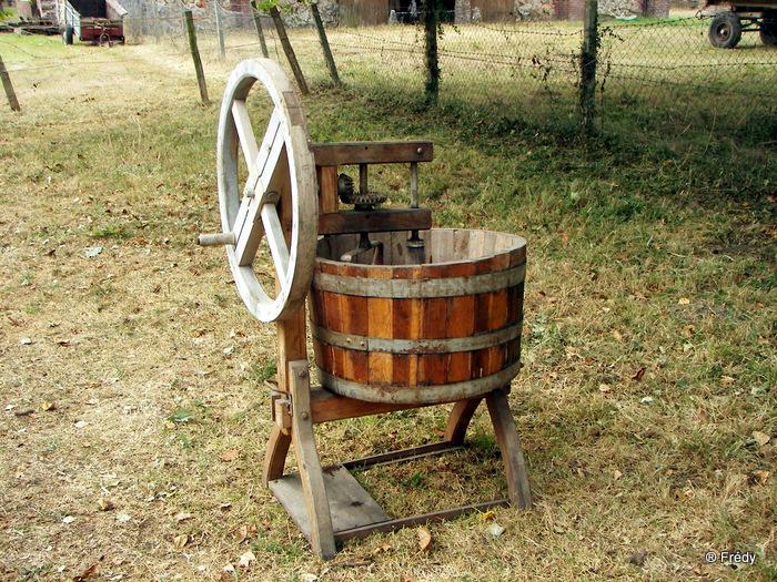 La ferme d'Amfreville et le moulin d'Hondouville 20090920_017
