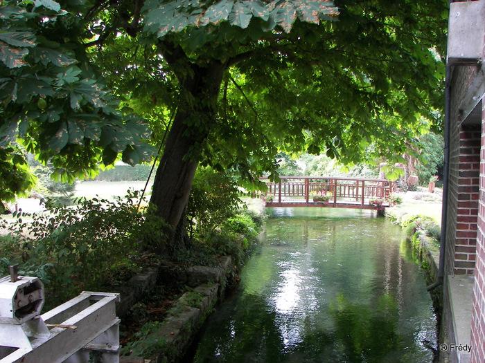 La ferme d'Amfreville et le moulin d'Hondouville 20090920_034