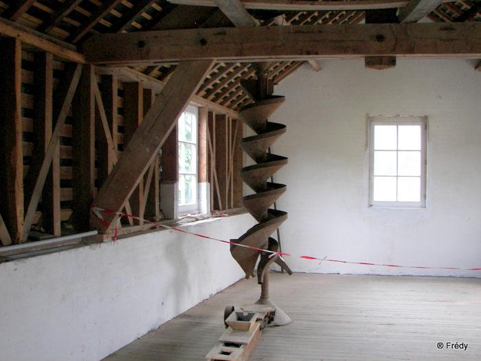 La ferme d'Amfreville et le moulin d'Hondouville 20090920_053