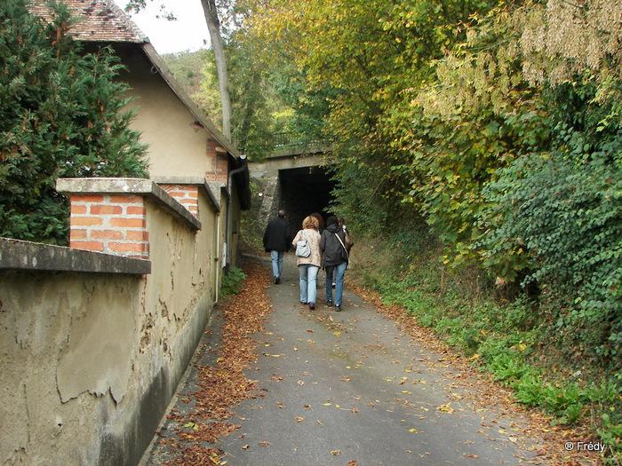 Perriers La Campagne, circuit de la vallée 20091030_035