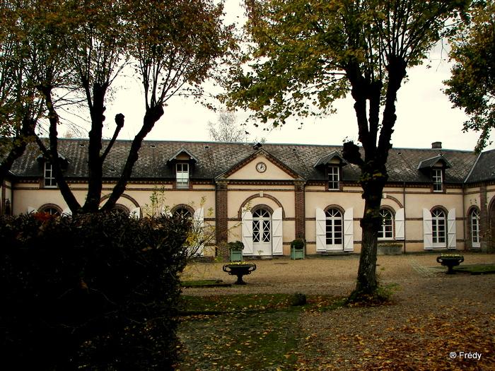 Saint Sébastien de Morsent, circuit des Mares 20091116_006