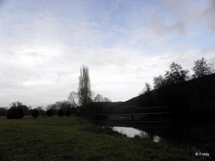 Acquigny, balade de repos avec Iton-Rando 20091230_031