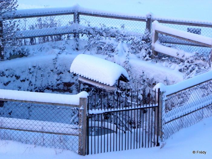 En Normandie aussi, la neige 20100107_004