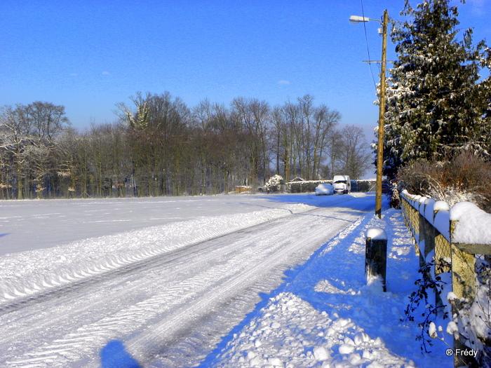 En Normandie aussi, la neige 20100107_015