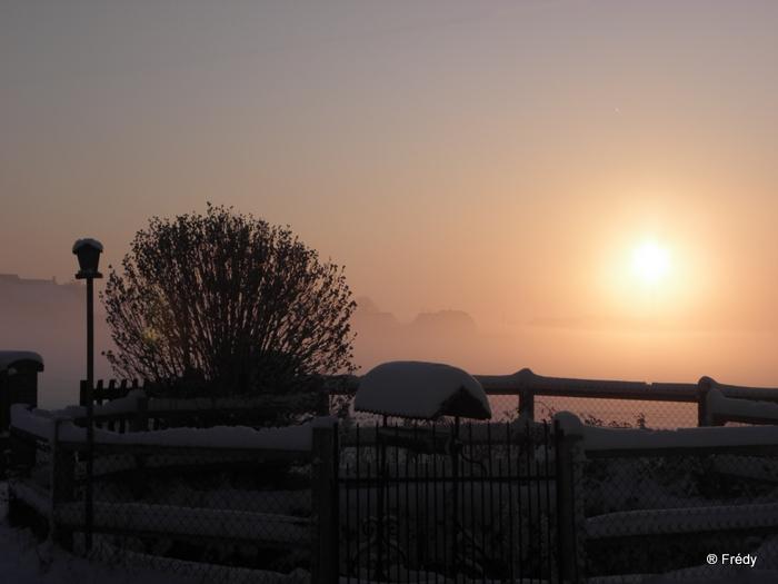 En Normandie aussi, la neige 20100107_016