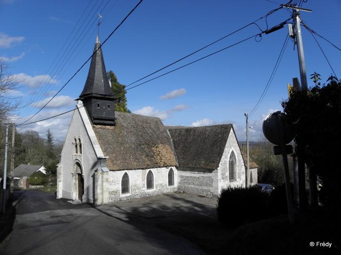 Saint Pierre du Vauvray, beau temps 20100205_001