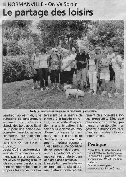 Les honneurs de la presse 20100803EureInfo
