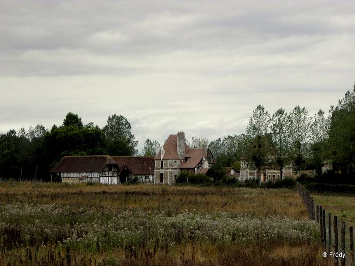 Le Manoir du Hom à Beaumont Le Roger 20100818_015