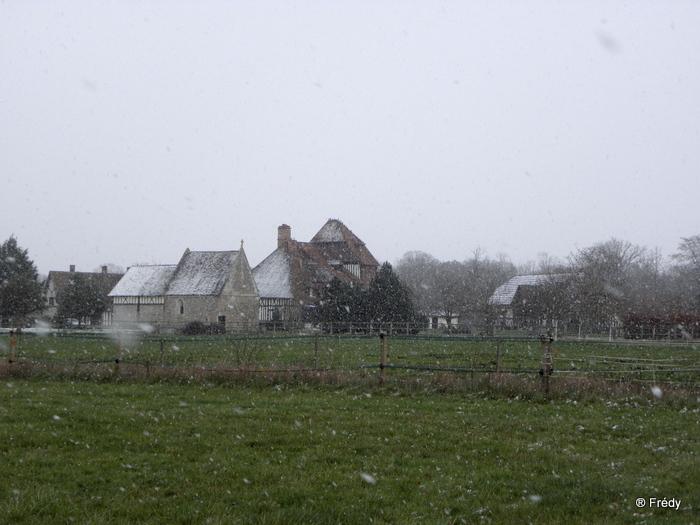 Champignolles, sous la neige 20101126_008