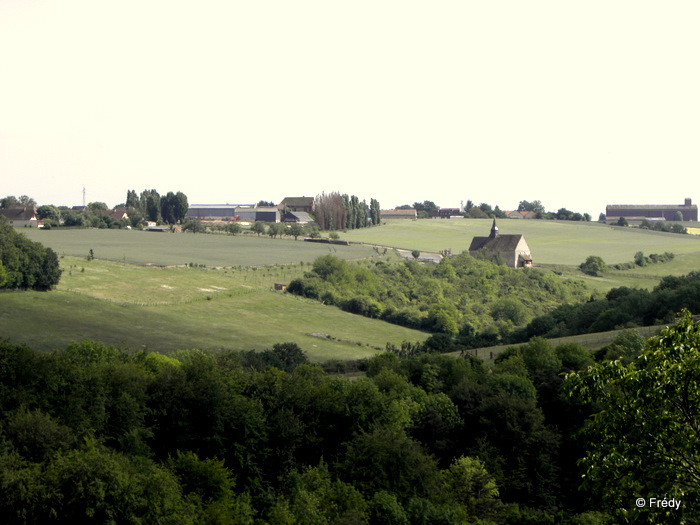 La Croix Saint Leufroy, sans Iton-Rando 20110520_016