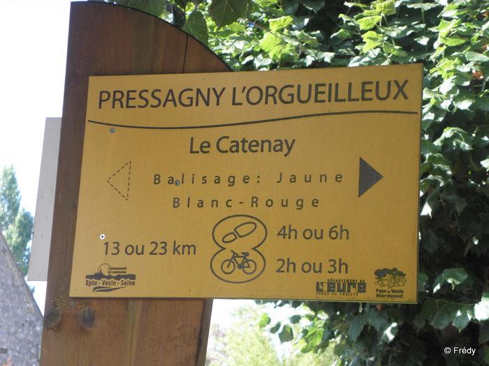 Pressagny L'Orgueilleux, Le Catenay 20110820_002